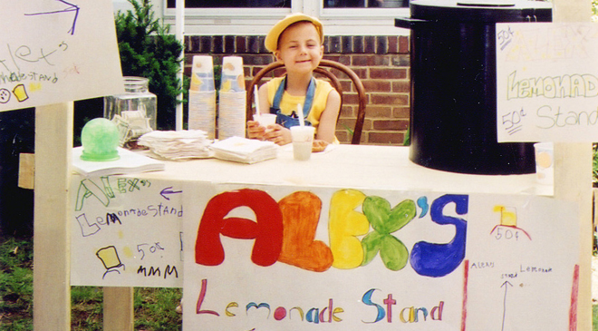 Presenting our New Beneficiary: Alex's Lemonade Stand ...