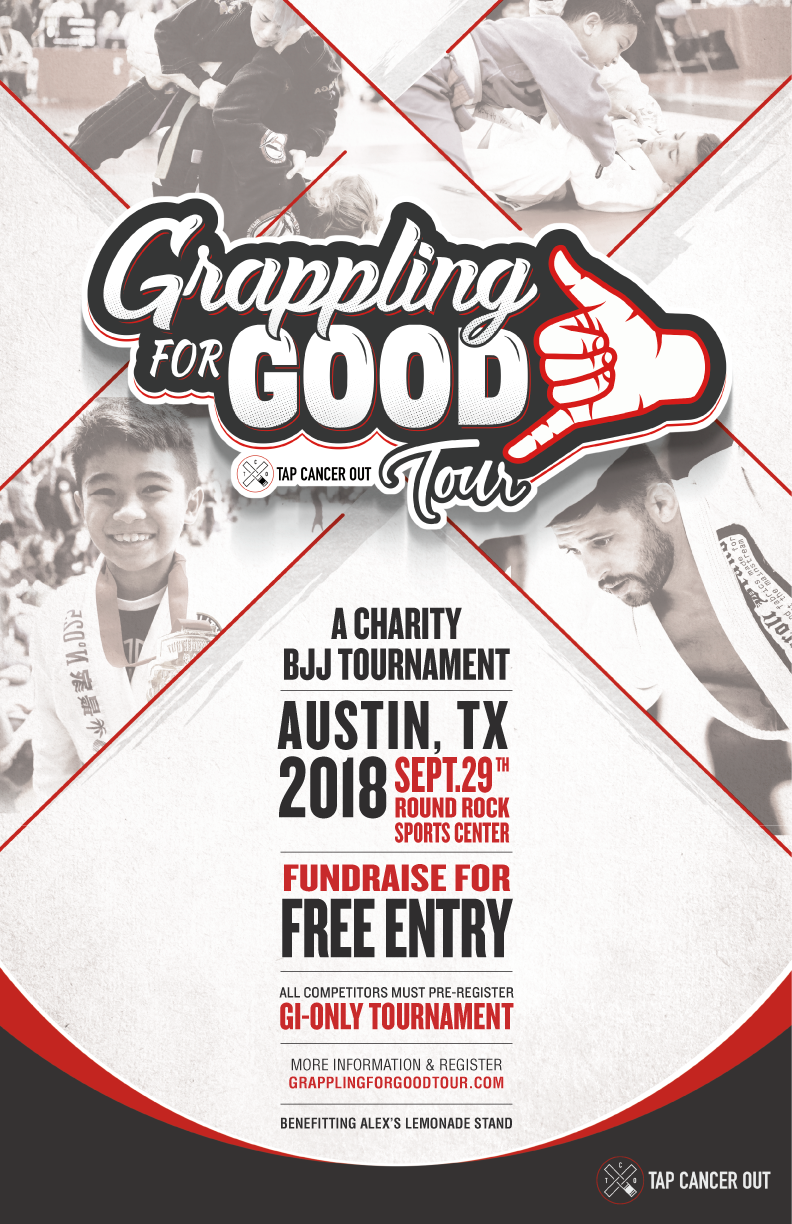 Austin - 2018 | Tap Cancer Out